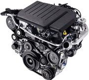 Контрактный  двигатель.