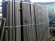 Столбы металлические для забора с доставкой по области
