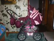 Продаётся детская коляска трансформер. Производство: Польша.